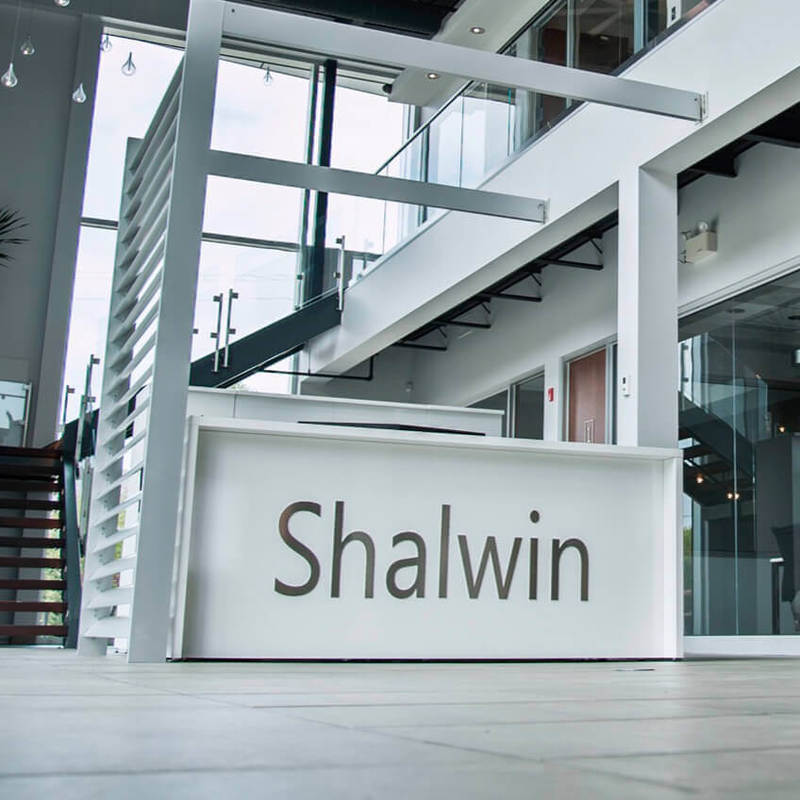 Site web Shalwin